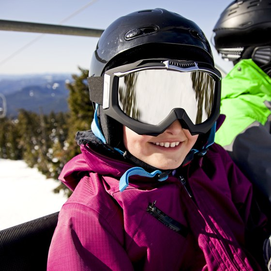 Treat your kids to a fun-filled ski vacation in Steamboat, Colorado.