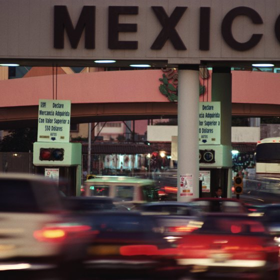 What to know before driving to Mexico
