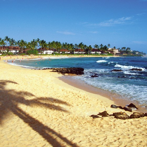 Kauai is among the locations offered by Starwood Vacation Ownership.