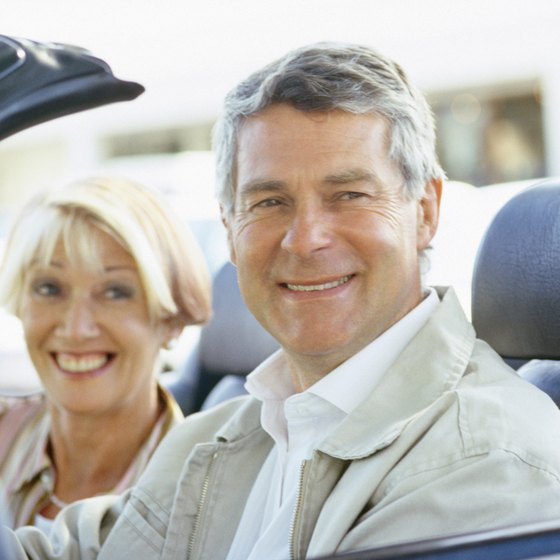 Incontinence briefs can help a person with incontinence on a car trip.