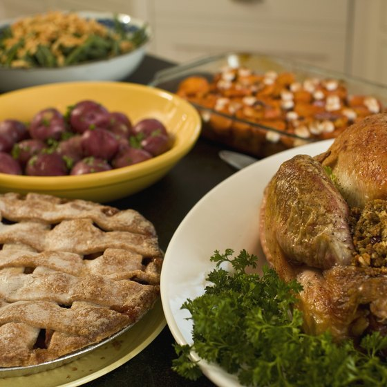Thanksgiving is among the busiest travel times of the year in the U.S.