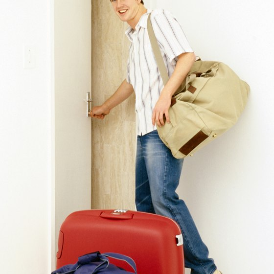 When school finishes, pack your bags and take advantage of cheap student airfares.
