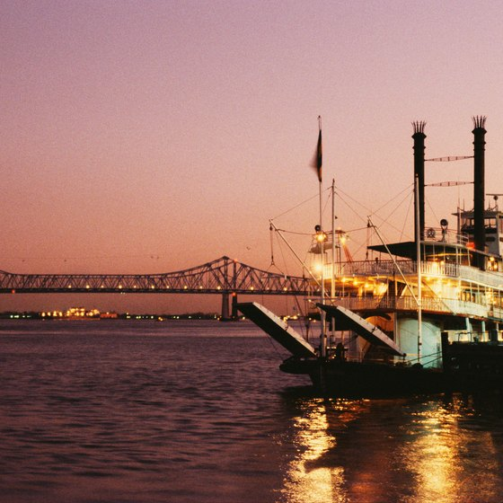 New Orleans offers signature cuisine, waterfront fun and Mardi Gras.