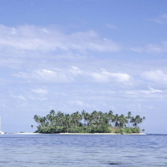 Tahiti offers several island destinations to visit.