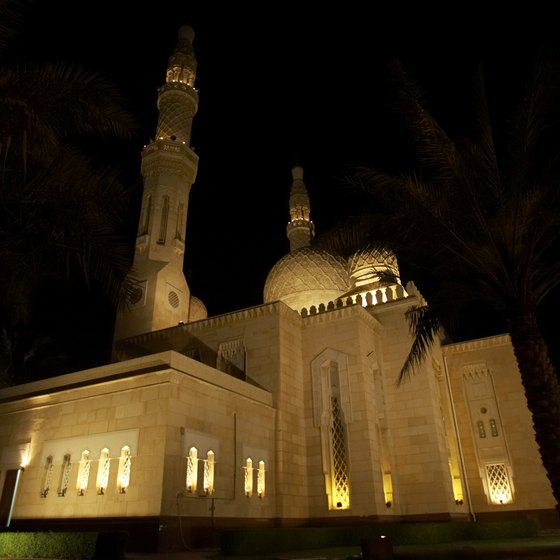 See Dubai's religious and cultural attractions on shore excursions.