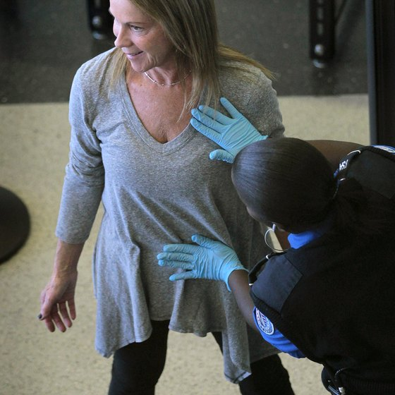 If you want to avoid a pat-down, don't give the TSA a reason to be suspicious.