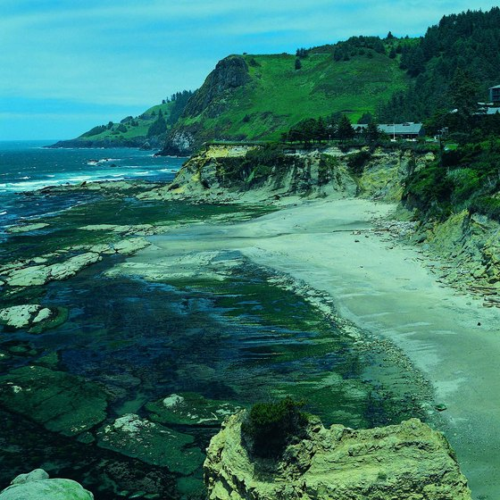 Romantic Places Northern California: Oceanfront Romantic Getaways In Lincoln City, Oregon