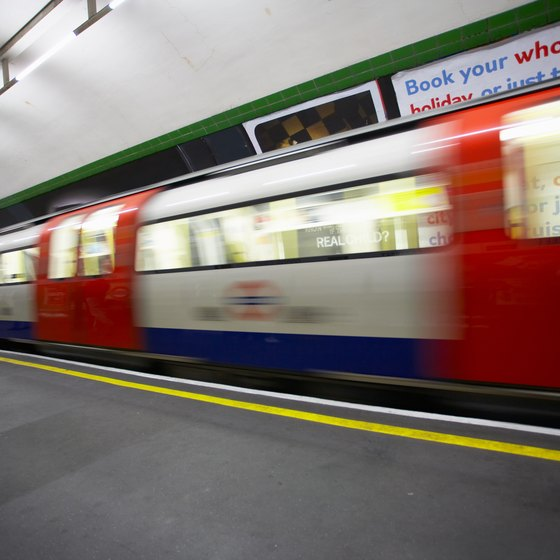 Unlike other subway systems, the London Tube does not run 24 hours.