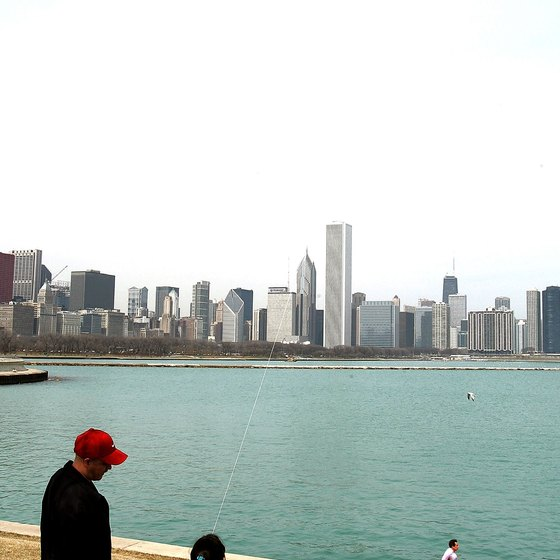 Fly a kite? Whatever the weather, the Windy City has plenty to offer families with kids and teens.