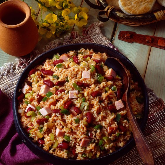 You don't have to be south of the Mason-Dixon line to enjoy jambalaya.