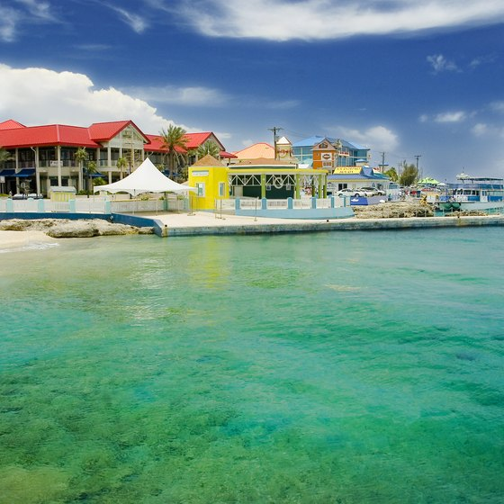 Grand Cayman's attractions are by no means restricted to its outstanding beaches.