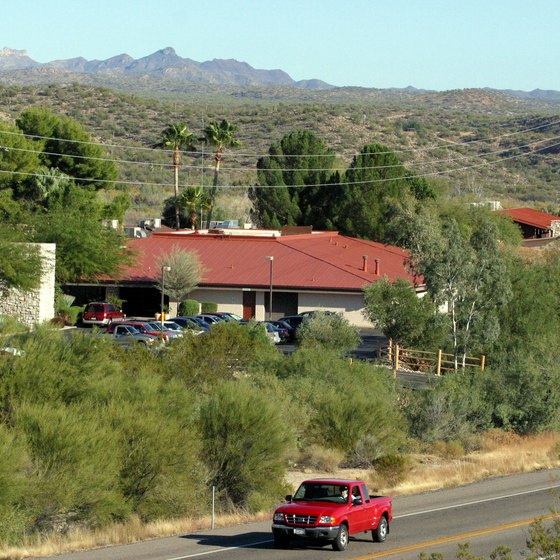 Wickenburg's present reflect its Old West past, even when it comes to dining.