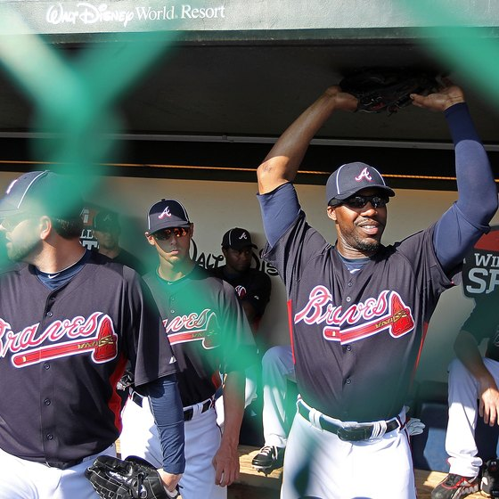 ESPN's Wide World of Sports hosts spring traning for the Atlanta Braves.