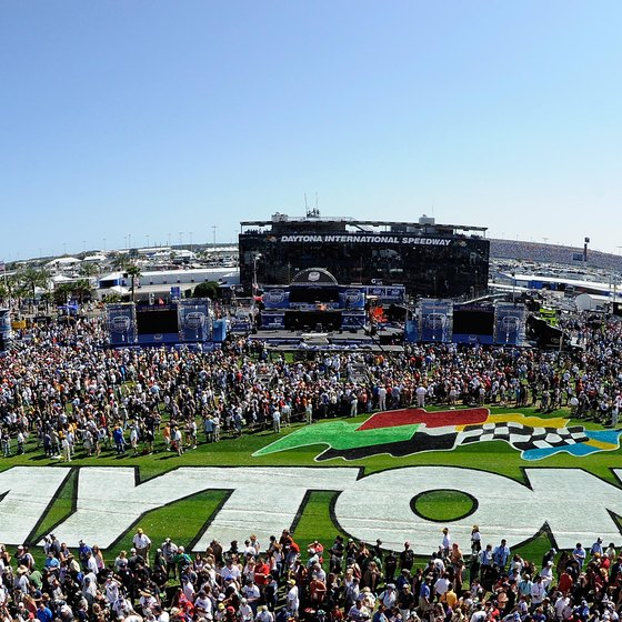 Daytona Beach is the headquarters of NASCAR and a racing mecca.