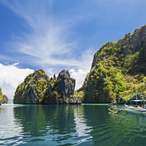 The Visayas' geology is just as impressive under the water as it is above.