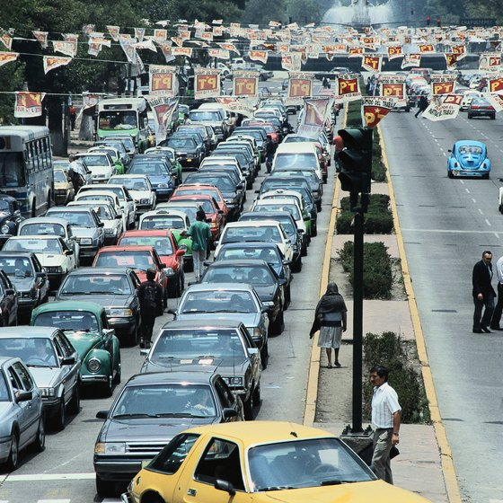 What to know about car insurance in Mexico.