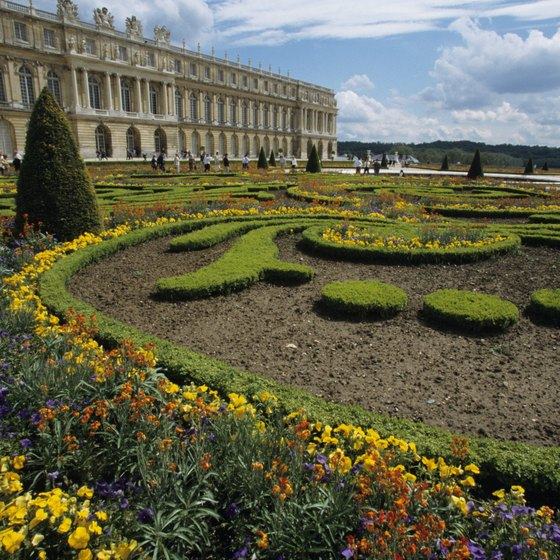 Versailles was home to French Emperors until the French Revolution.