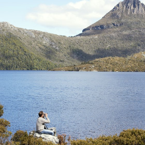 Some shorter Australia and New Zealand cruises stop in scenic Tasmania.