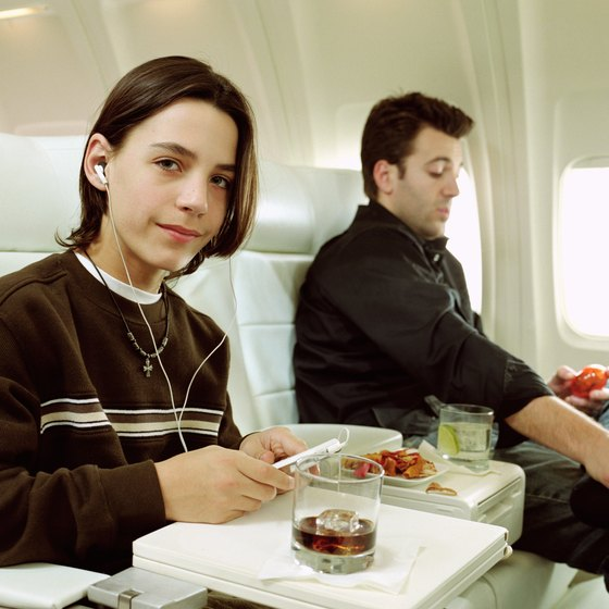 Check with your airline before bringing fruits and vegetables on board.