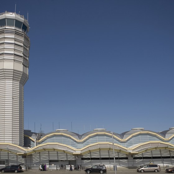 Reagan National Airport (DCA) serves nearly 20 million passengers every year.