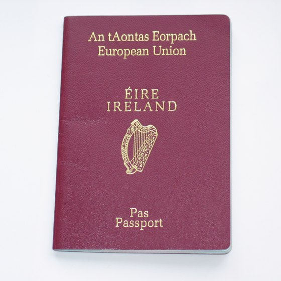 Renew your Irish passport in America at an official Irish government office.
