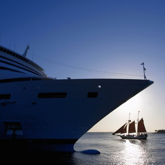 Key West, Florida, is a port on the Legend's Eastern Caribbean cruises.