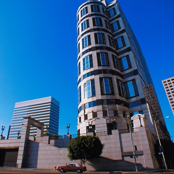 The city of Los Angeles offers a wealth of attractions.