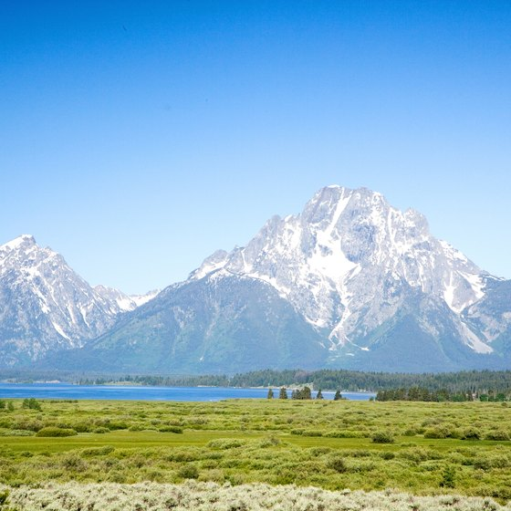 Grand Teton National Park is an RV-friendly park with many camping options.