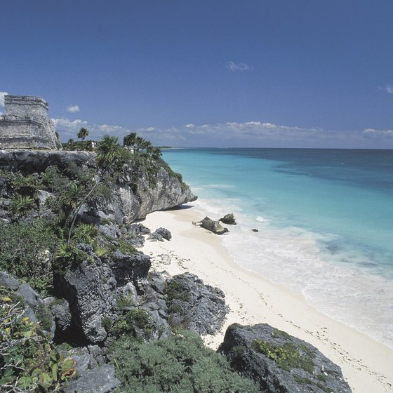 Tulum is one of the many gems of the Riviera Maya.