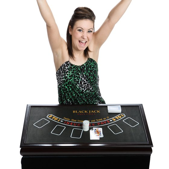 Blackjack is one of the most-popular games in the casinos of California and Oregon.