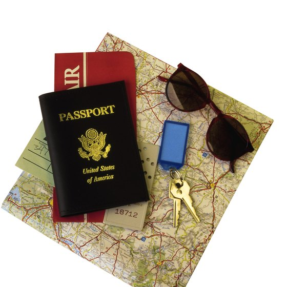 Allow several weeks' processing time to renew an expired passport.
