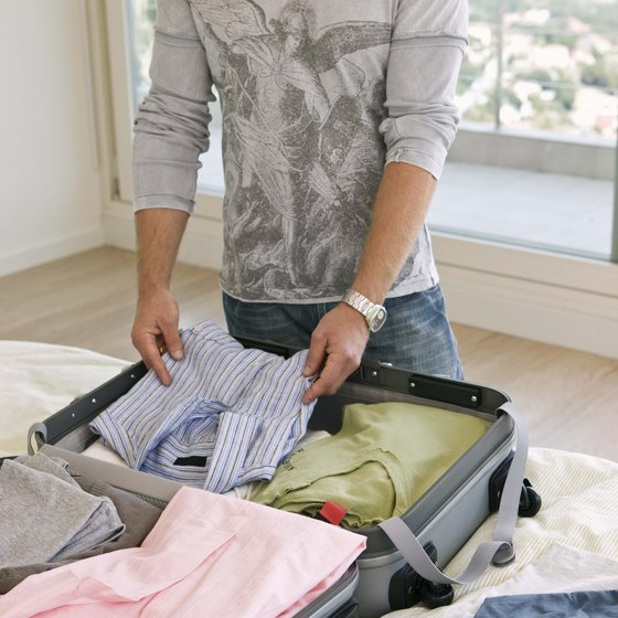 Your clothing for a Europe trip should include items you can layer.