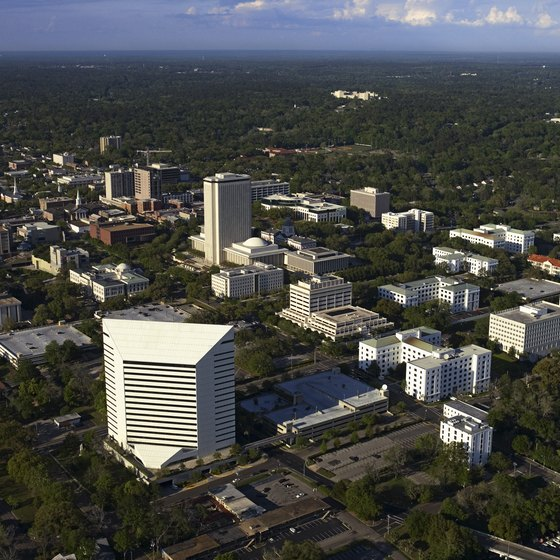Tallahassee, Florida's capital, has an award-winning parks system.