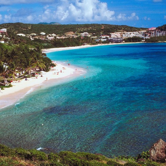 St. Maarten is one of the many stops from Royal Caribbean International Cruise Line.