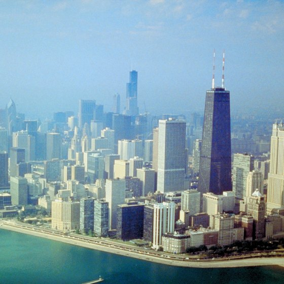 Chicago is famous for its lakefront, museums and world-class restaurants.