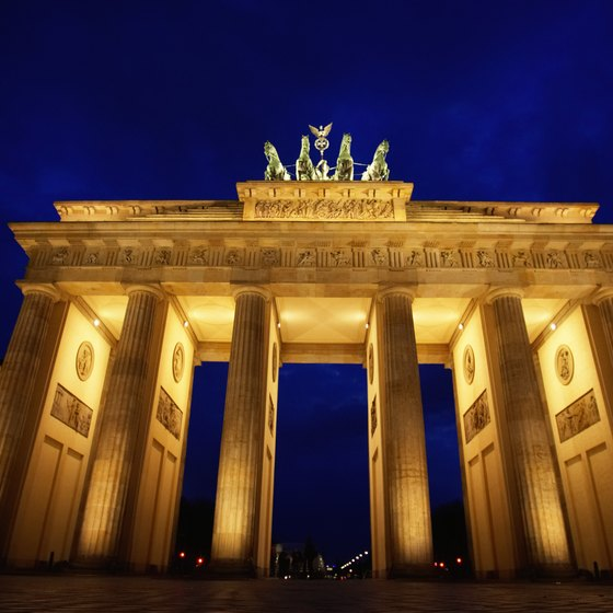 Visit the Brandenburg Gate is Berlin -- but don't stress yourself out getting there.