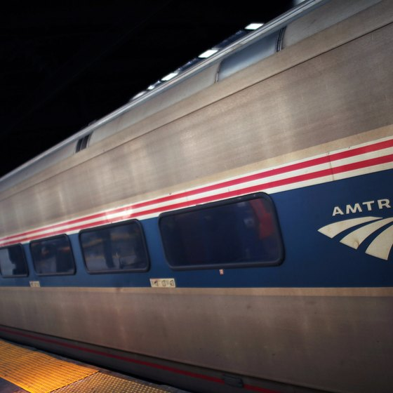 Amtrak trains run to New Orleans from New York, Chicago and Los Angeles.