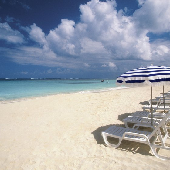 Shoal Bay is one of the most popular beaches on Anguilla.
