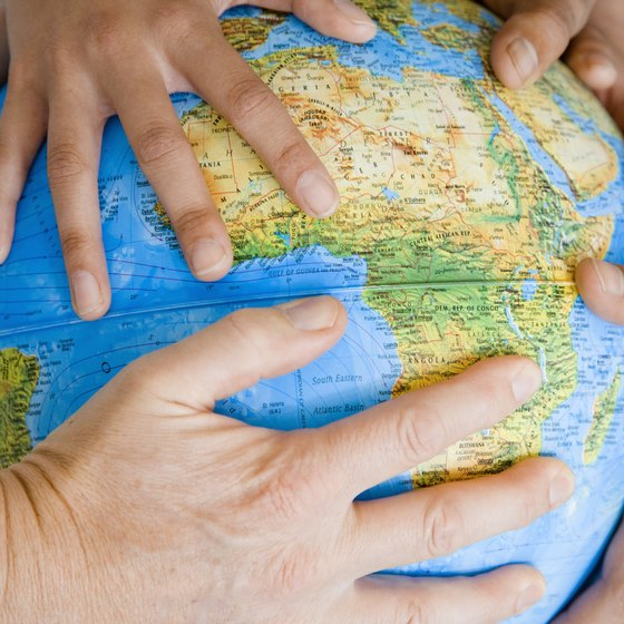 Volunteer vacations are available in most regions of the globe.