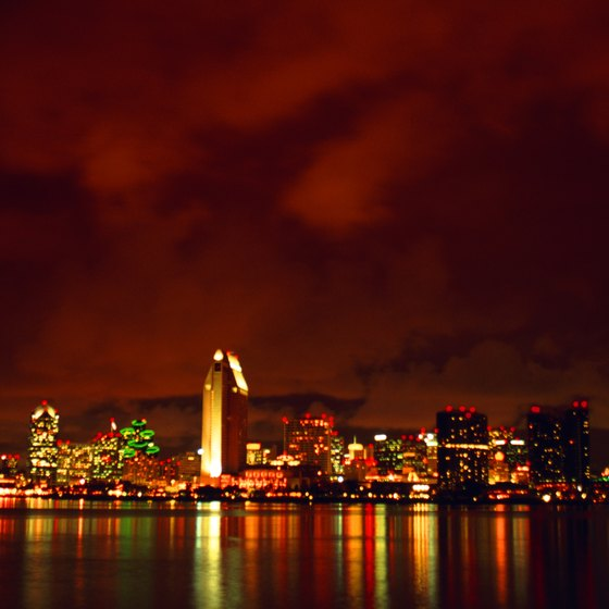 San Diego is a vibrant city steeped in a rich history.