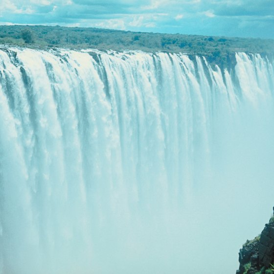 Victoria Falls is one of Zimbabwe's most recognized travel destinations.