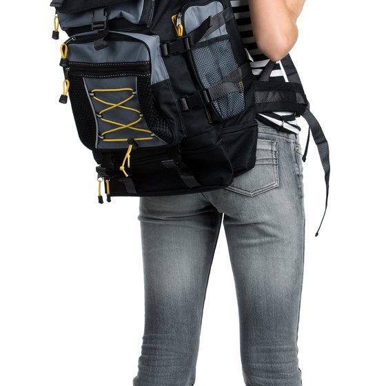 A well-packed backpack can eliminate the need for checked bags.