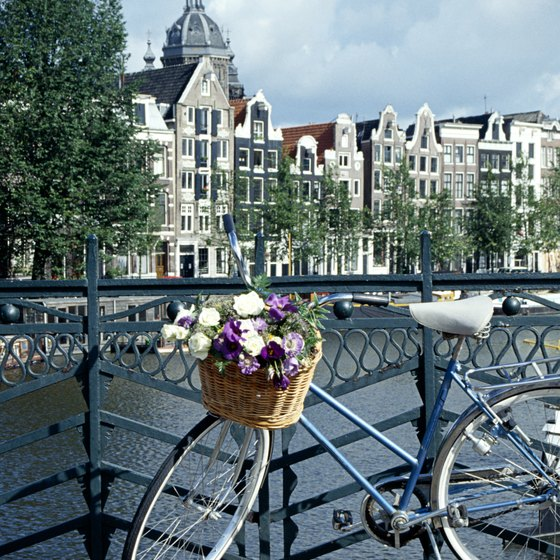 Amsterdam is one of Europe's most vegetarian-friendly cities.