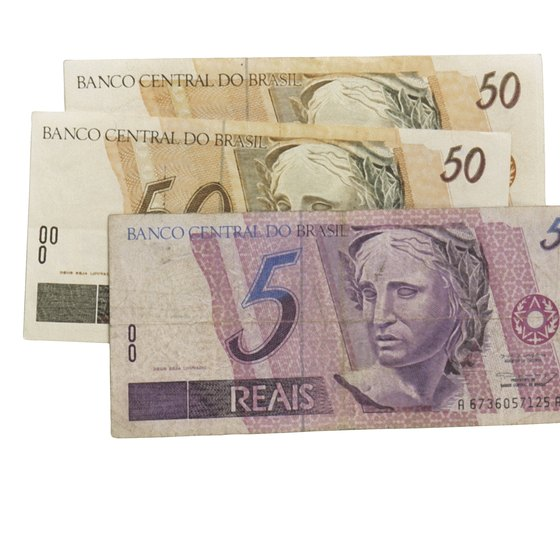 Most Brazilian banknotes display the female image said to embody the republic.
