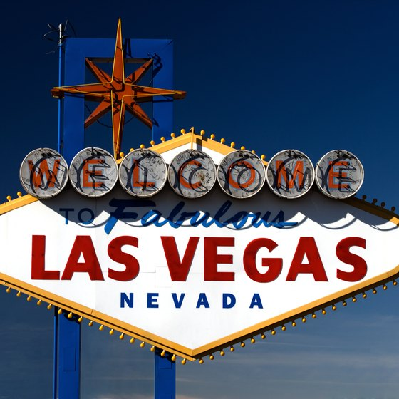 Arriving in Las Vegas by bus can seem both luxurious and convenient.