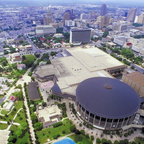 The city of San Antonio embraces its Tejano culture.