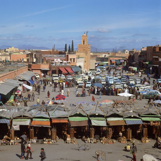 Getting out to the souks is one of the best ways to enjoy local culture.