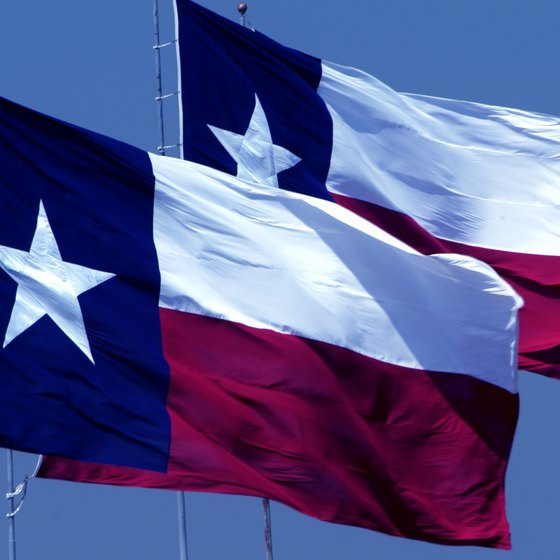 Texas is know as the Lone Star State for the one star on the state flag.