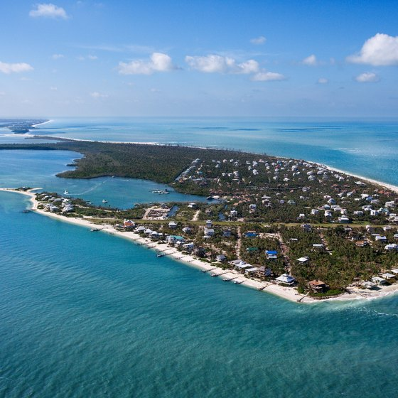 The Florida Keys offer many activities for campers and RVers.