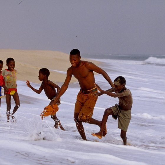 Ghana welcomes visitors to its beaches and famous landmarks, including coastal forts.